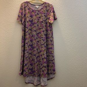Floral Carly Swing Dress
